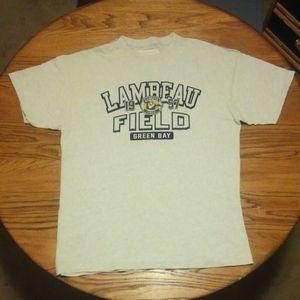 🏈 🏟️ Green Bay Packers Lambeau Field Shirt XL